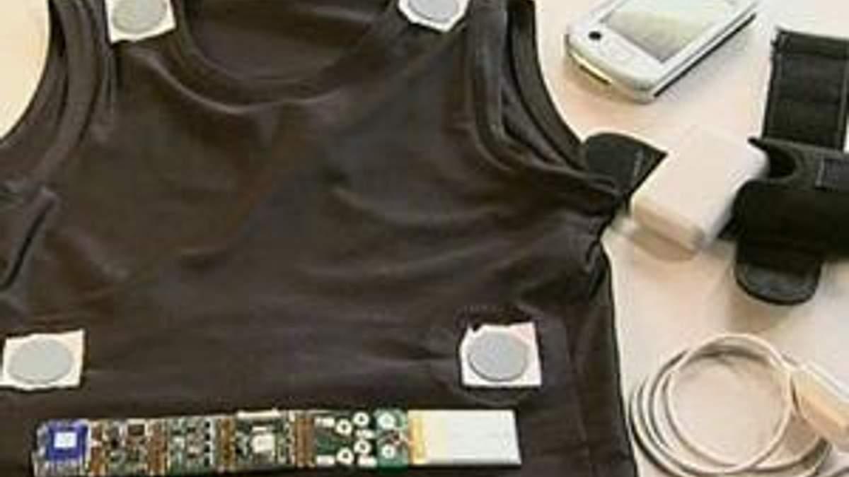 Сенсорная одежда продлит жизнь