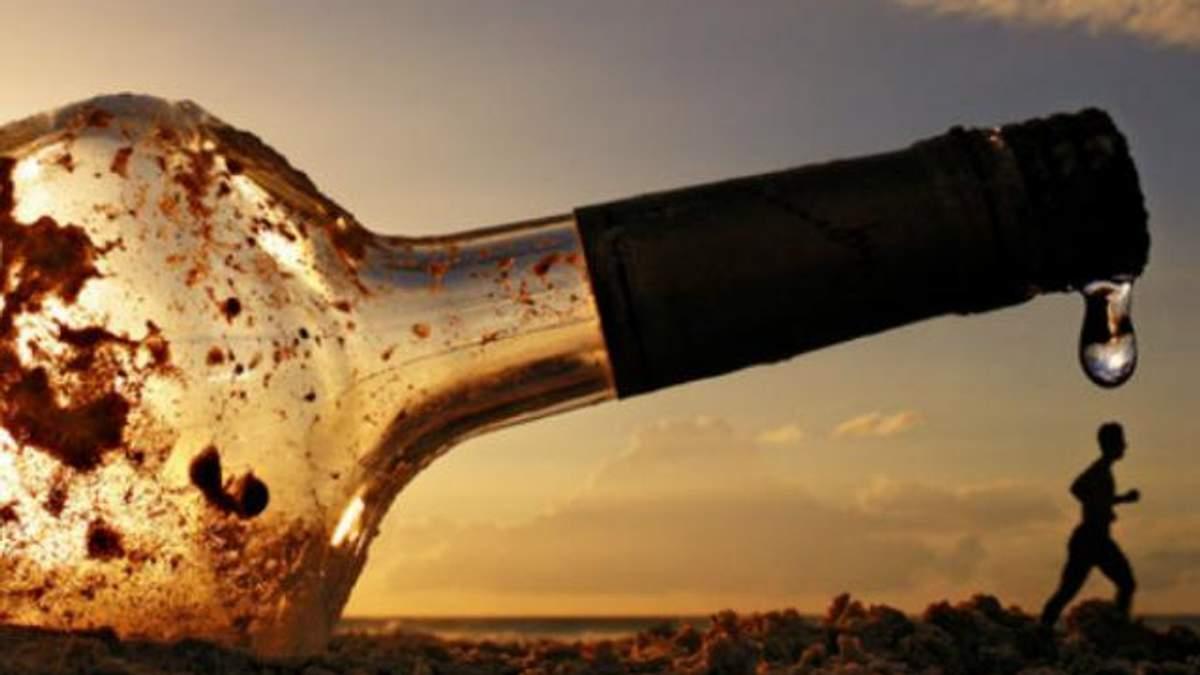 Алкоголь не допомагає забути неприємності