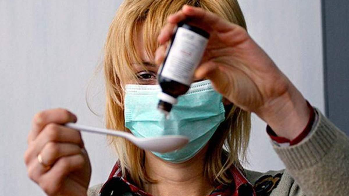 В этом году гриппом заболеют 8 миллионов украинцев