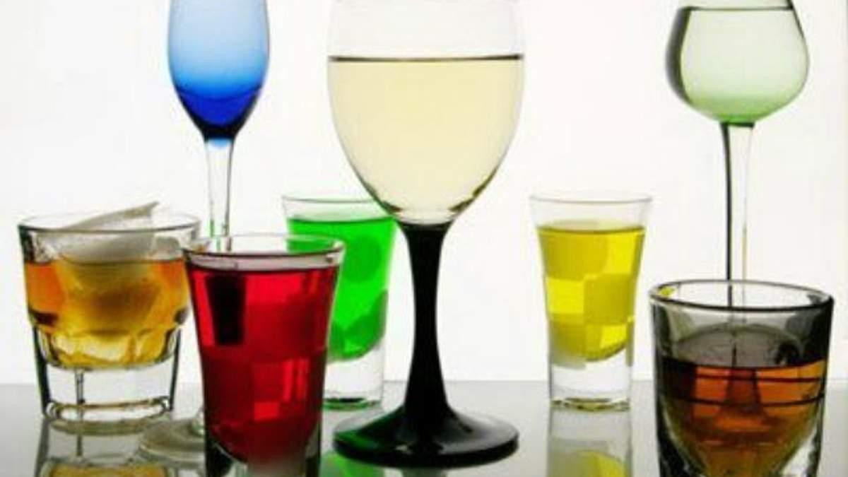 Експерт розповів про безпечні дози алкоголю