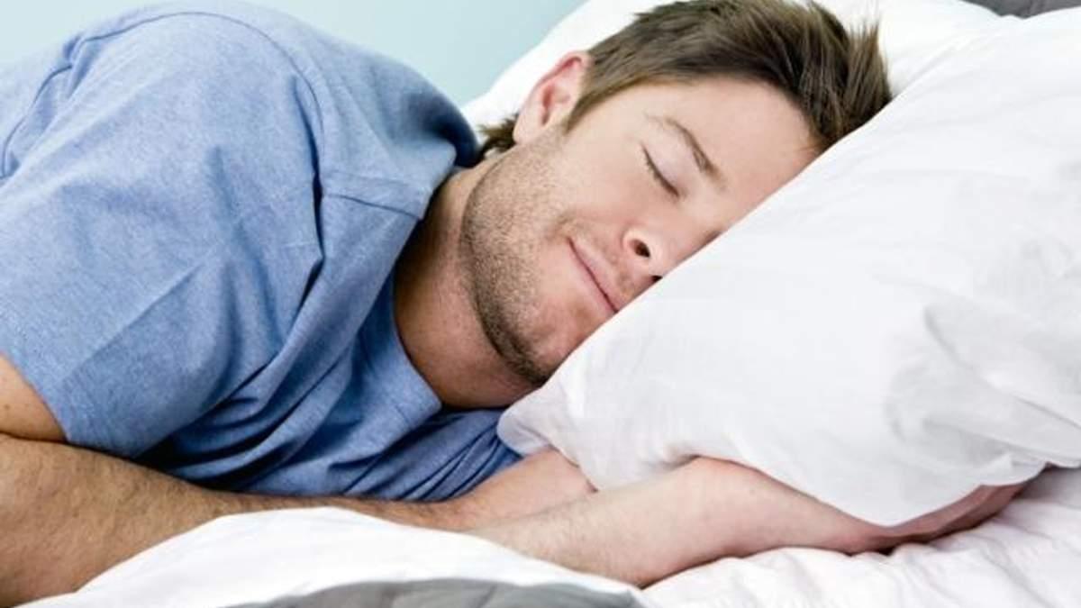 Медики виявили знеболюючу дію сну