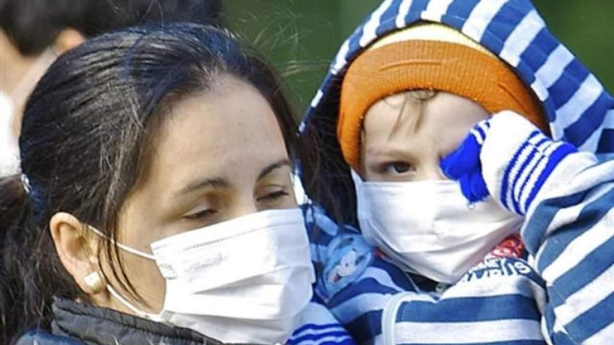 В Донецкой области - эпидемия гриппа
