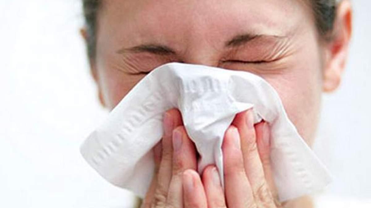 СЕС: На грип захворіло майже 2 мільйони українців