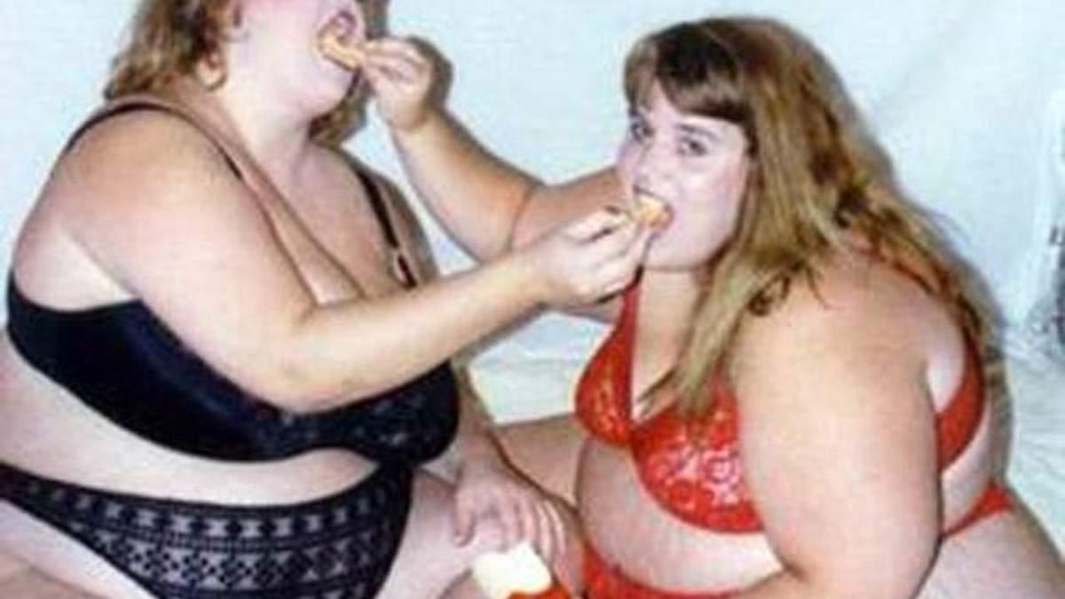 Без жирной пищи человек впадает в депрессию