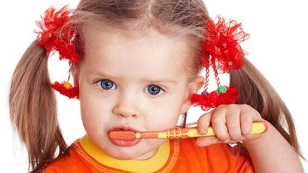 70% людей не вміють чистити зуби