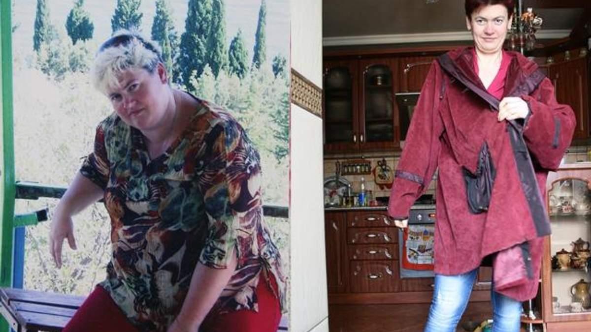 Жінка скинула майже 70 кг без жодних фізичних вправ (Фото)