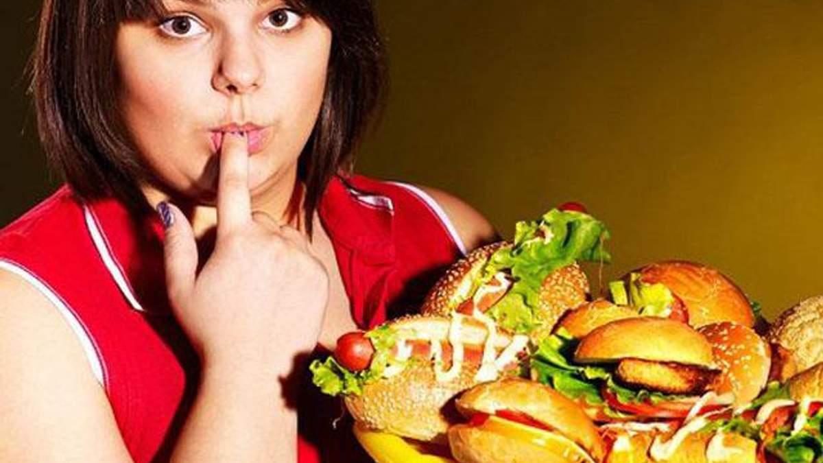 Дієтологи: Щоб схуднути треба розділяти їжу на дрібні шматочки