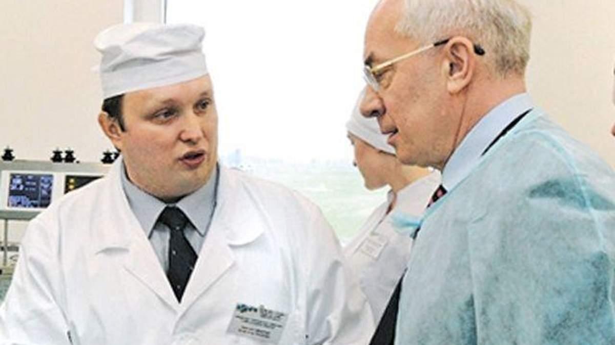 Майбутнє - за сучасною медициною, - Азаров