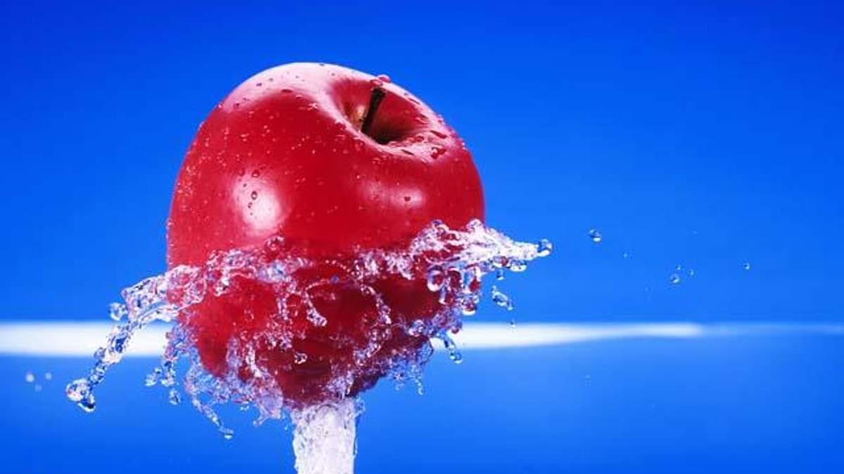 Замінити каву зранку може червоне яблуко або риба