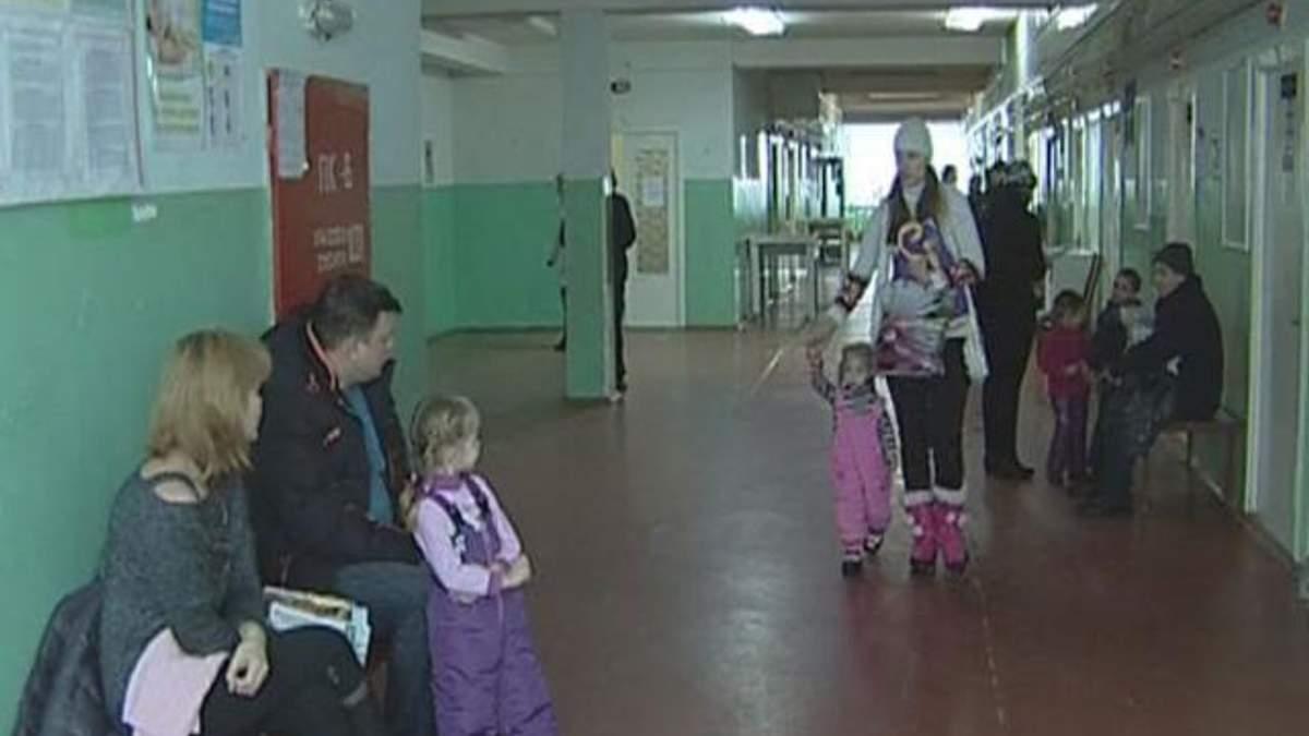 В Україні побільшало хворих на грип, та епідемії немає