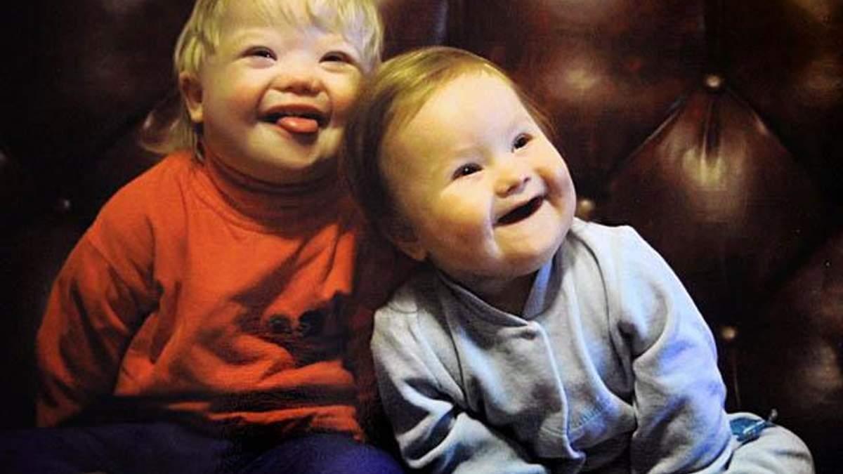 Сегодня мир отмечал День людей с синдромом Дауна