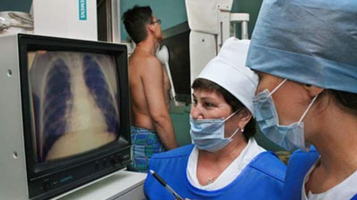Сьогодні - Всесвітній день боротьби з туберкульозом
