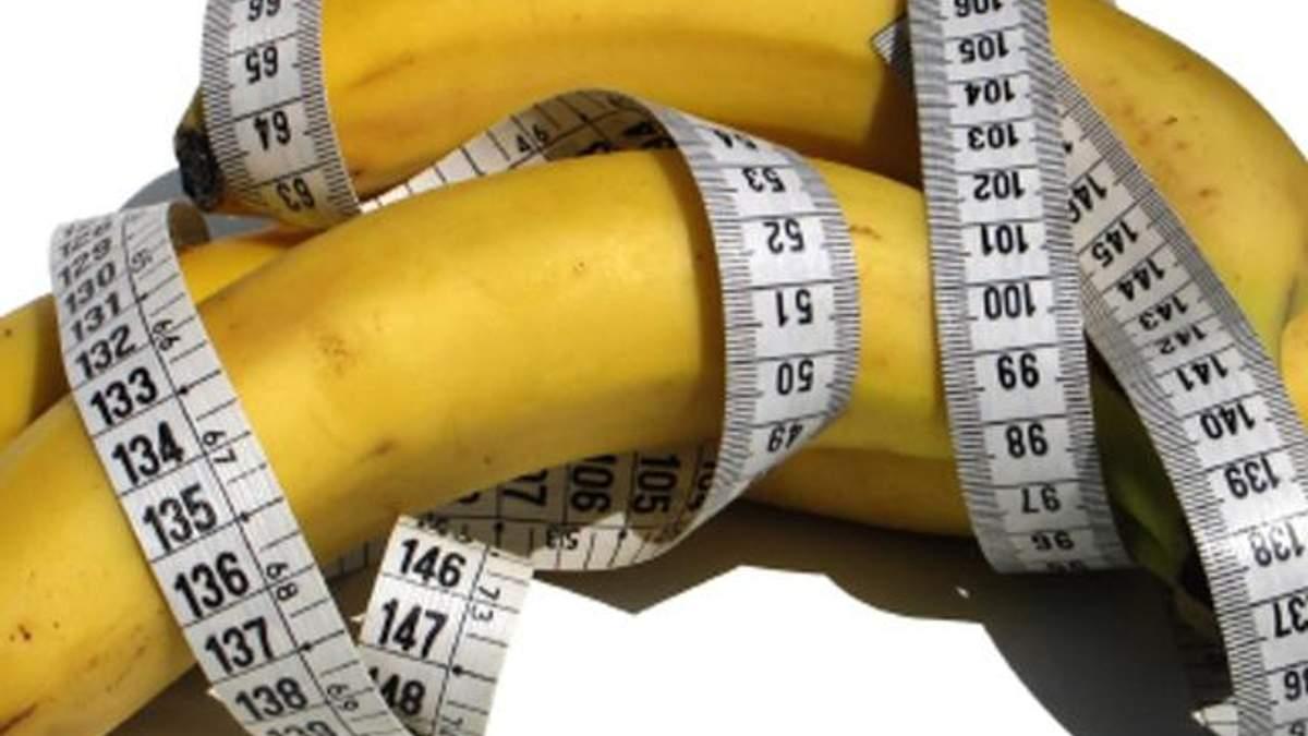 Людям, які прагнуть схуднути, не варто їсти банани