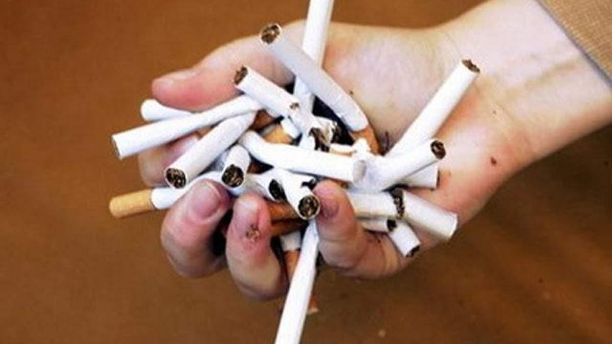 Протягом найближчих 100 років через куріння помре більше півмільярда людей