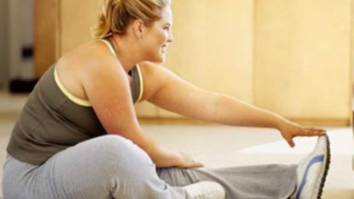 Медики допоможуть товстунам, які втомлюються під час зарядки