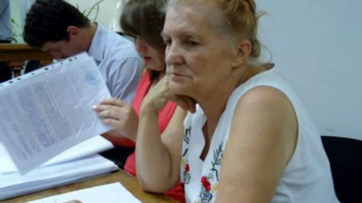 Раїса Радченко каже, що їй кололи психотропні препарати без діагнозу
