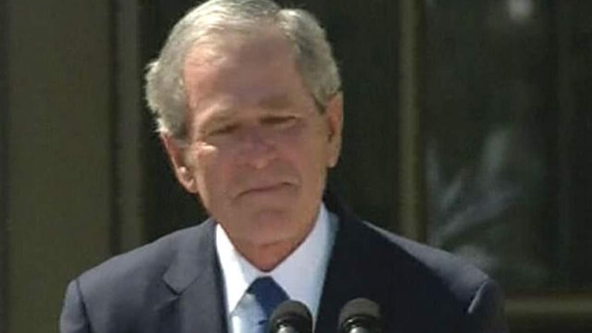 Джорджу Бушу сделали операцию на сердце