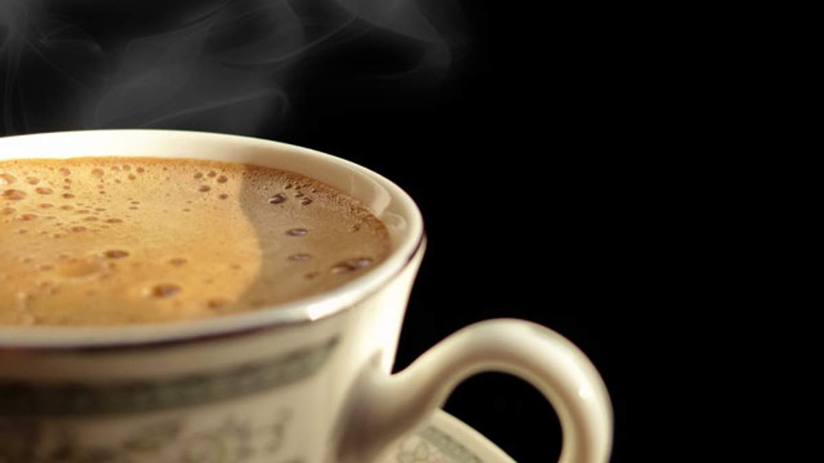 Чем больше кофе пьет человек, тем меньше он склонен к суициду