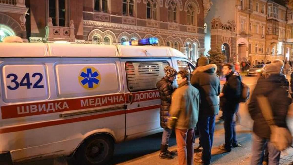 """К """"скорым"""" обратились более 50 митингующих, - КГГА"""