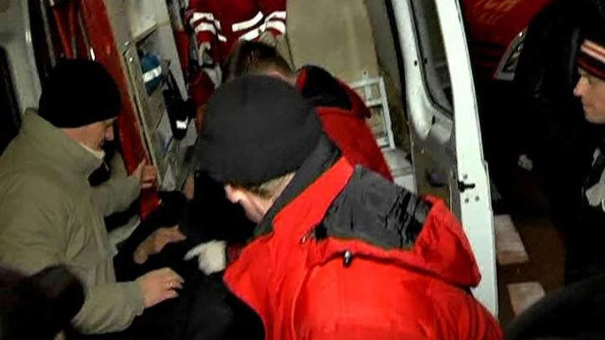 Красный крест выделил средства для помощи пострадавшим Евромайдана