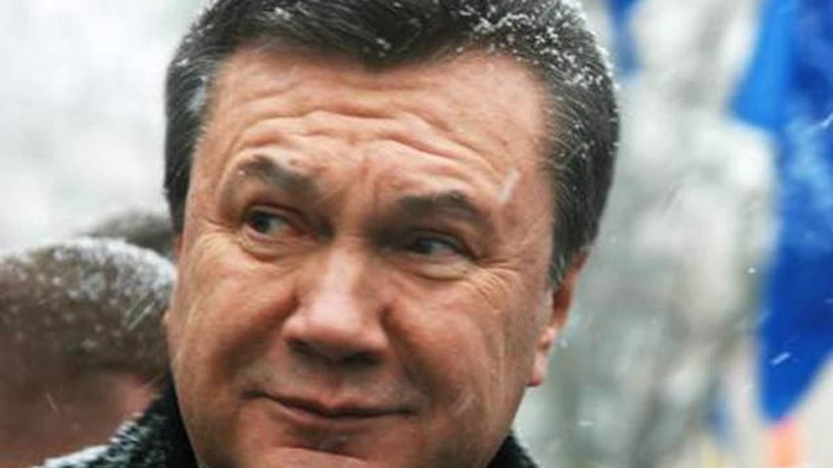 Янукович потрапив у лікарню, - ЗМІ