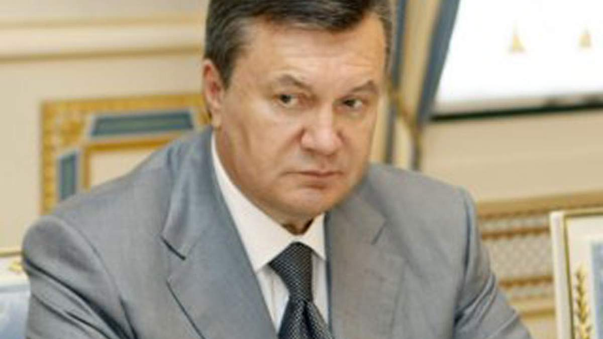Після відвідування Ради Янукович захворів