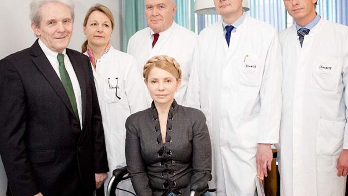 Тимошенко повертається в Україну