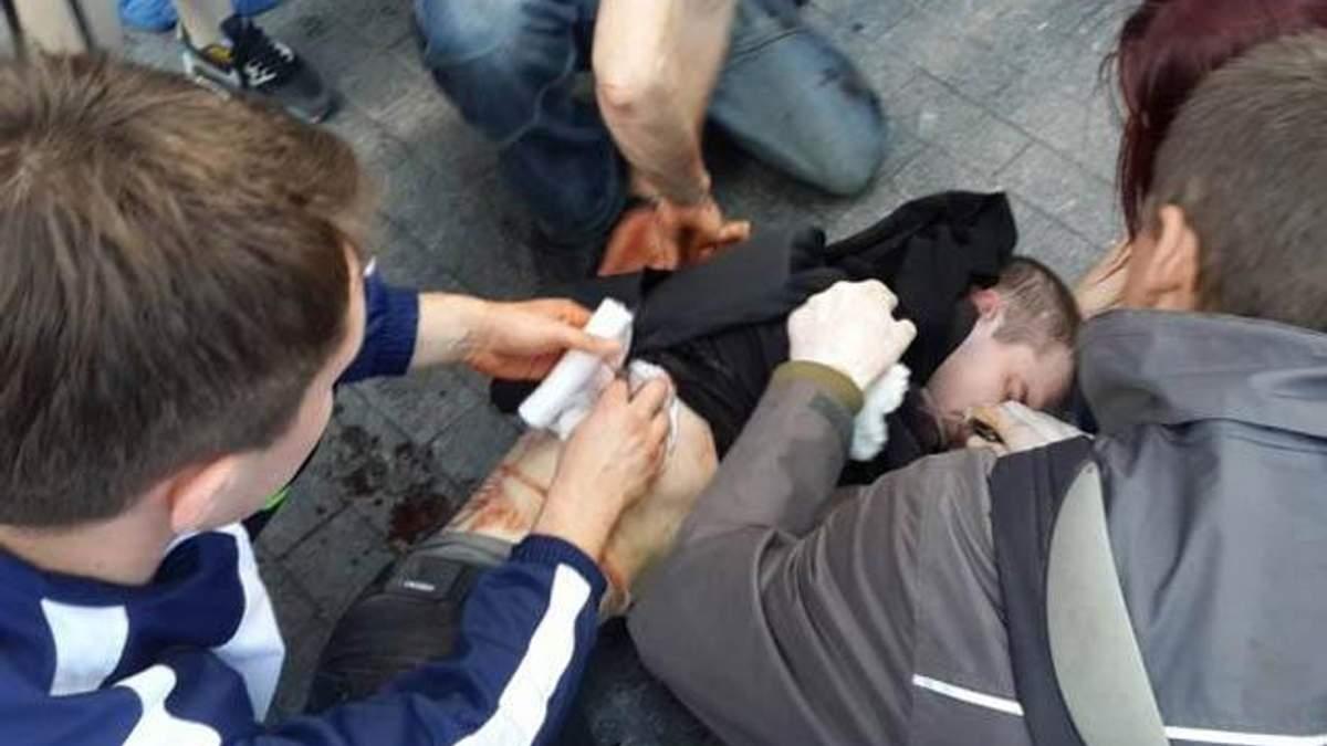 Почти 80 человек остаются в больницах после столкновений 2 мая в Одессе