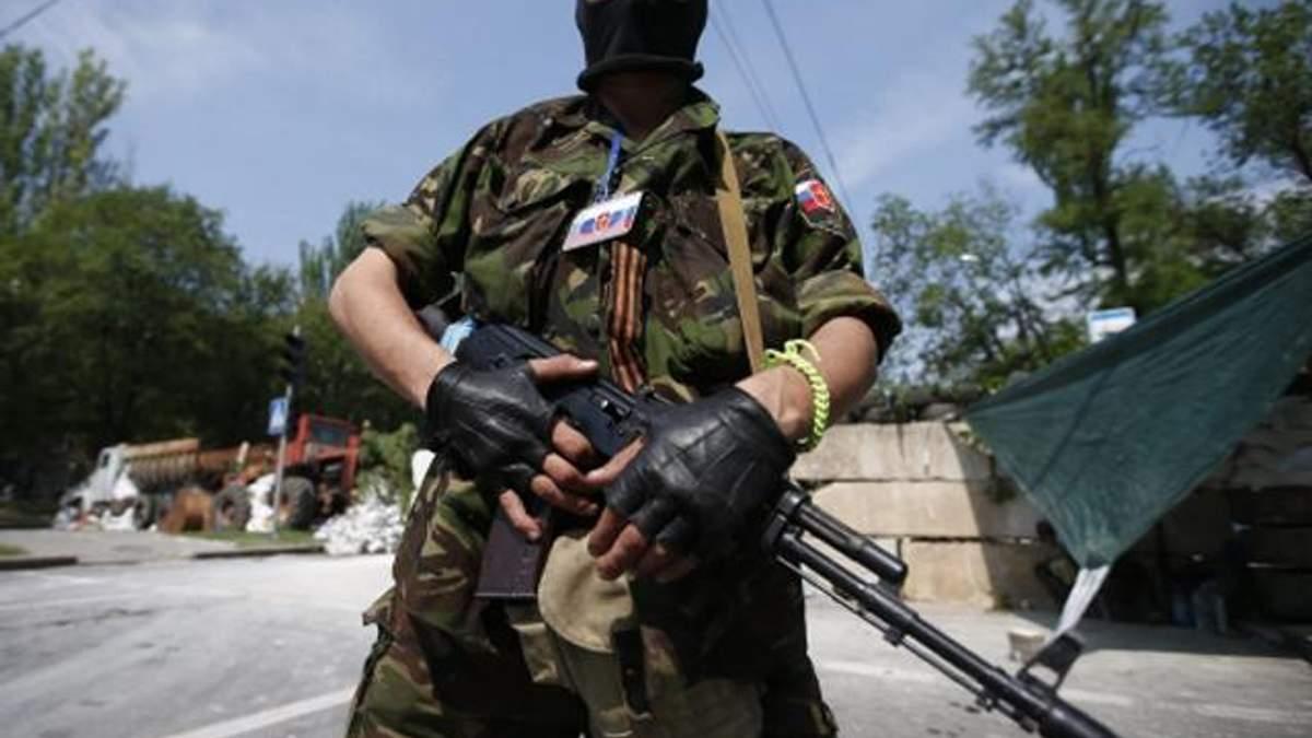 В Донецке террористы перевели беременных в подвал, а сами заняли их палаты