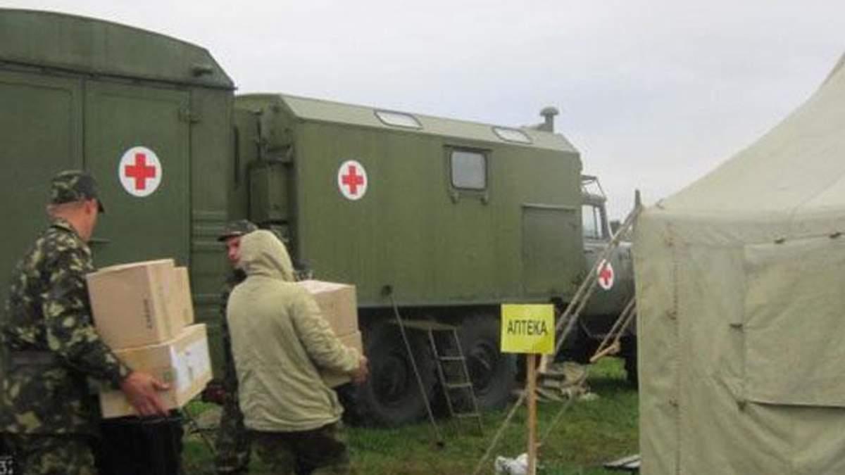 Отныне в украинских вузах будут изучать военно-полевую медицину