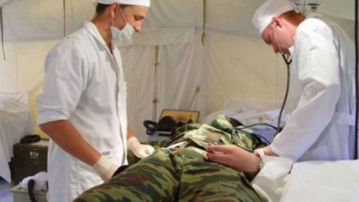 49 раненых военных нуждаются в протезировании и нейрореабилитации, — Богомолец
