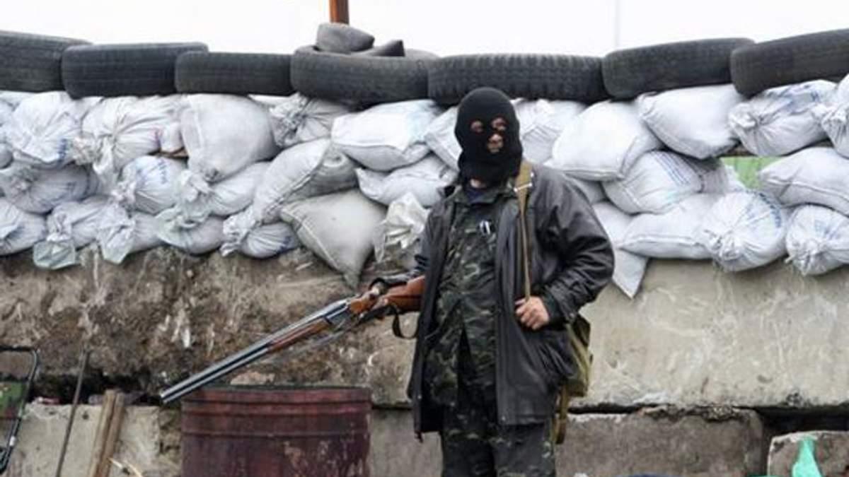 Терористи зруйнували протитуберкульозний диспансер