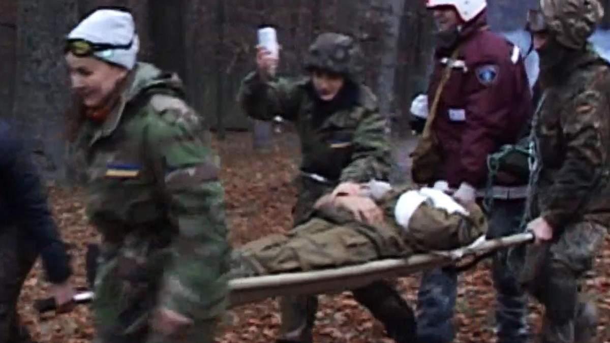 На Тернопільщині медикам влаштували екстремальні курси першої допомоги