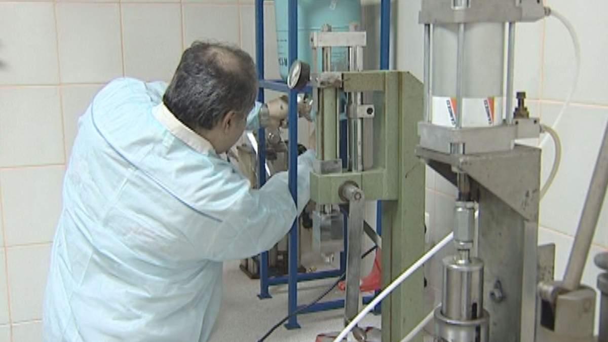 Харьковские ученые разработали уникальный препарат для лечения ранений