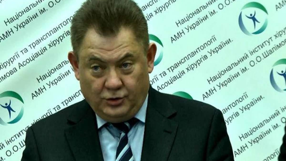 В Украине создадут подготовительные центры для военных хирургов