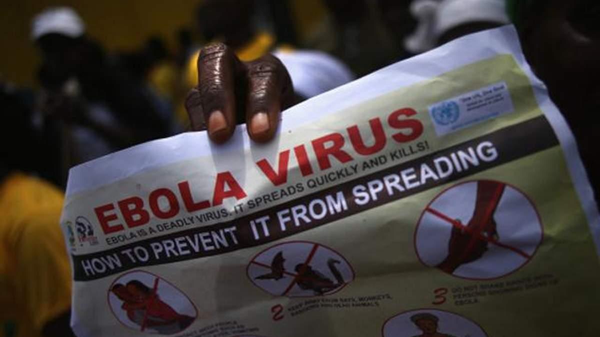 Кількість жертв Еболи досягла 7 тисяч, — ВООЗ