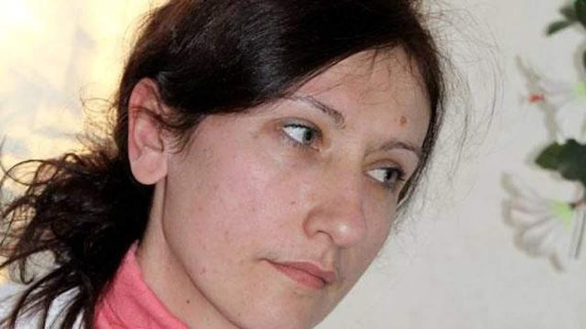 Оксана Тицкая