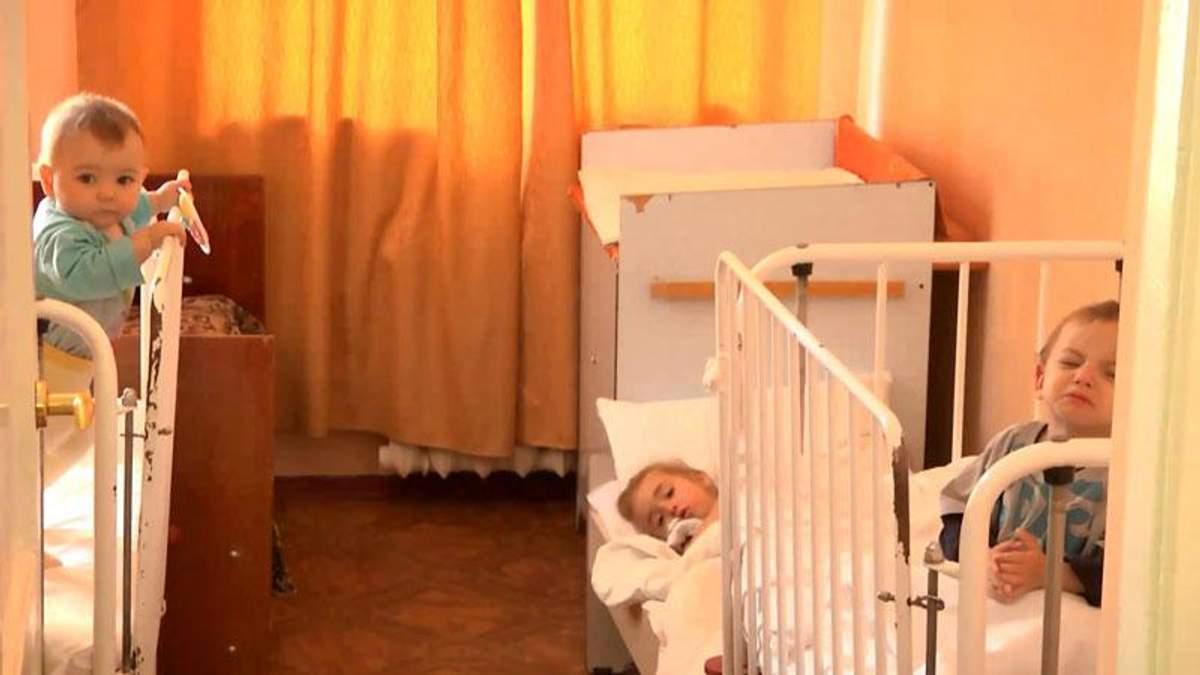 Больные дети ждут изменений в бедных тубдиспансерах