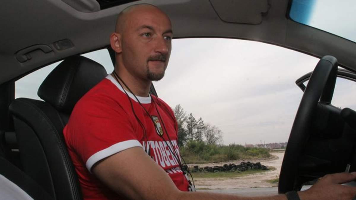В автогонщика Мочанова стався інфаркт