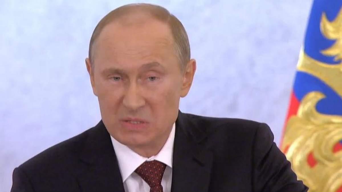 Науковці поставили Путіну діагноз