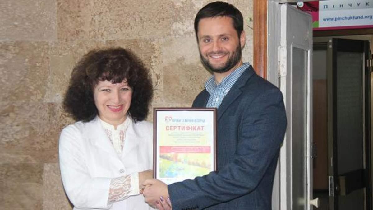 Компанія ВОГ РІТЕЙЛ долучилася до передачі медобладнання в Херсонську дитячу клінічну лікарню