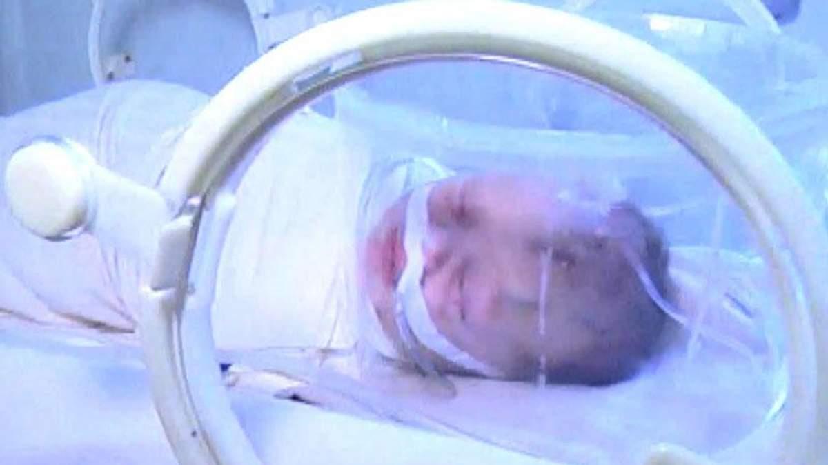 Жінка, яка знайшла на смітнику немовля — готова до всиновлення