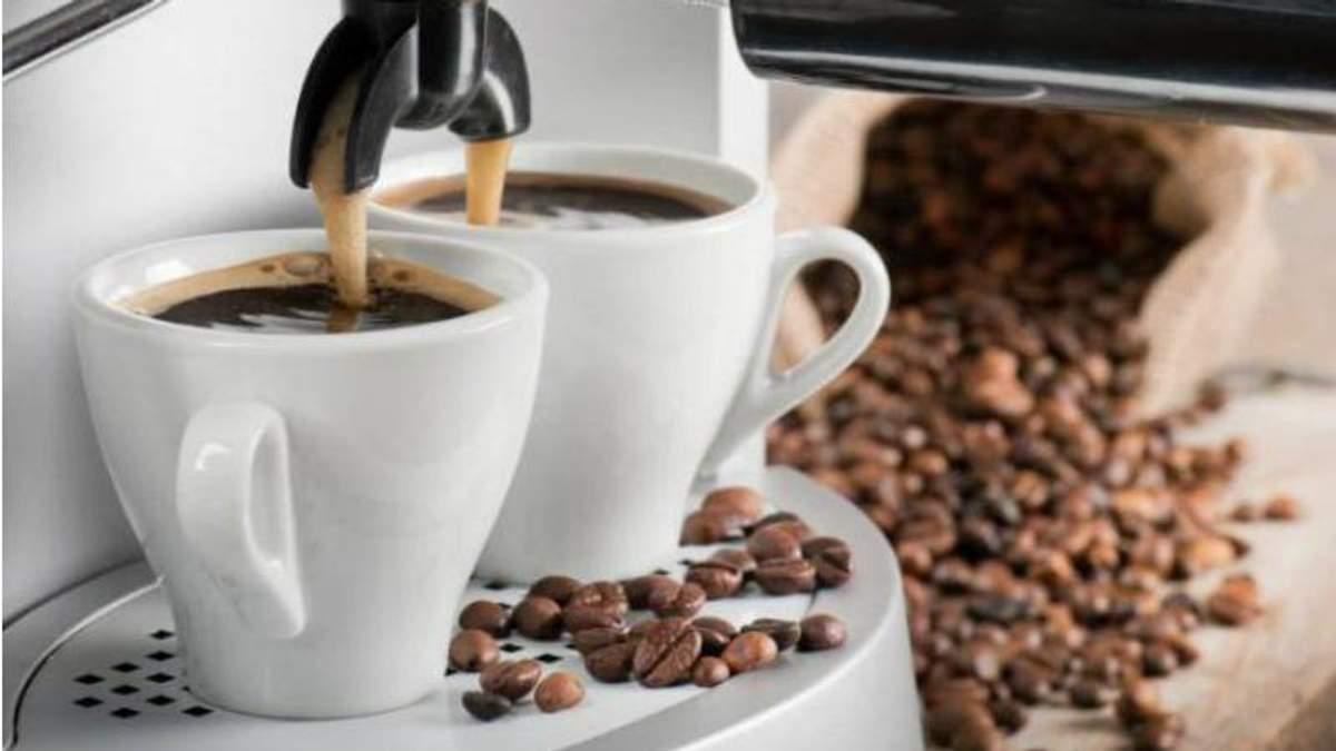 У кавових апаратах знайшли небезпечні для здоров'я бактерії