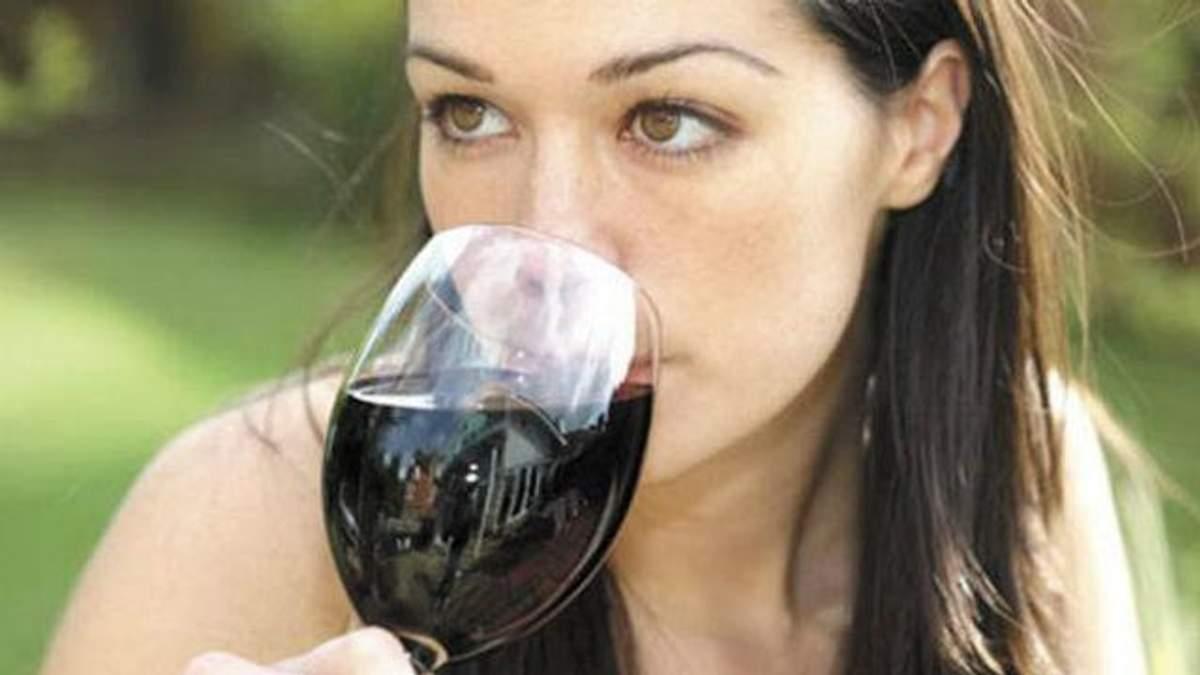 Эффективная диета с красным вином - советы диетологов