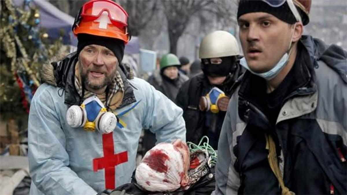Поляки, які рятували життя героям під час Майдану