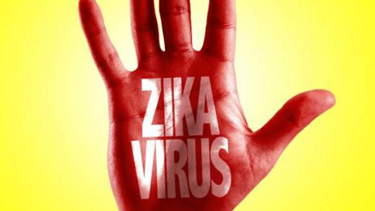 Вірус Зіка  знайшли у слині