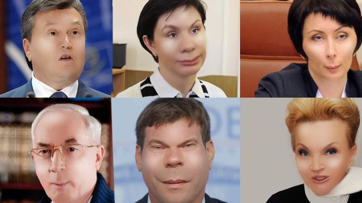 Как выглядели бы бывшие регионалы с новыми лицами: вы будете смеяться