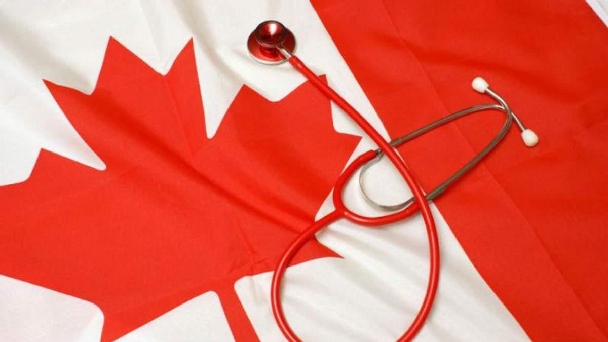 Канадские медики бесплатно прооперируют украинских бойцов