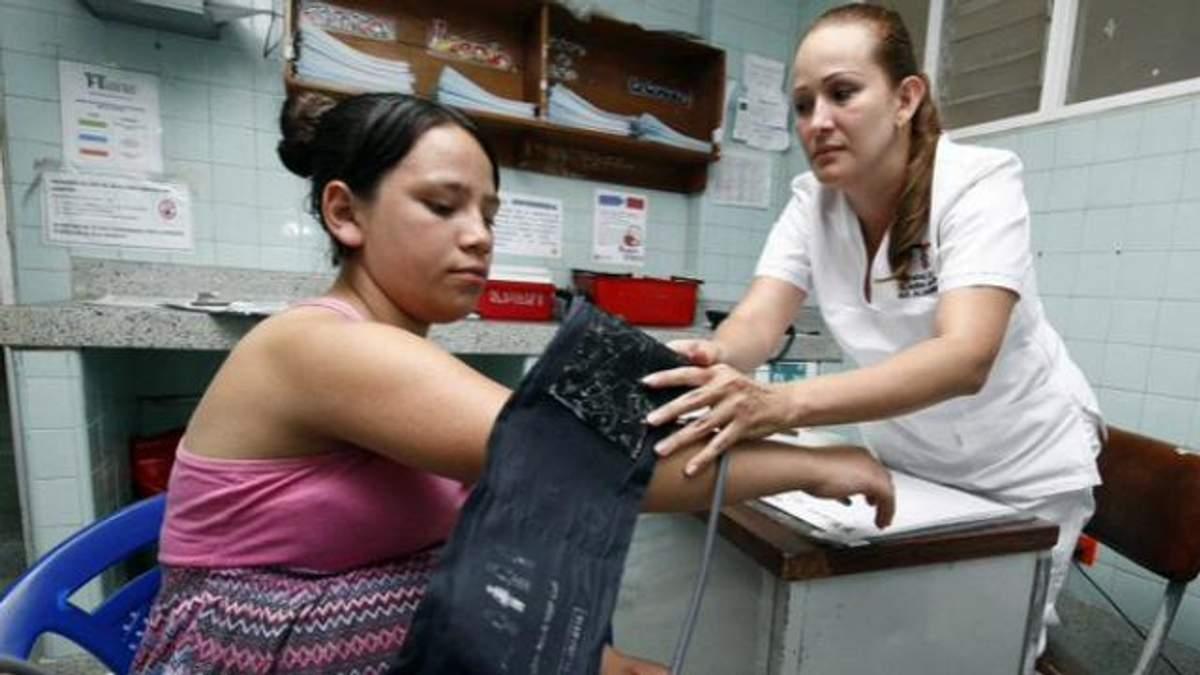 Вирус Зика в Колумбии заразил более пяти тысяч беременных
