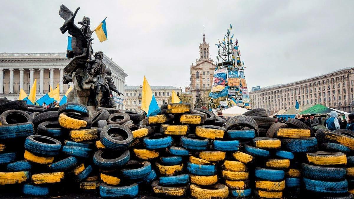 Годовщина кровавых событий на Майдане: воспоминания женщины-волонтера